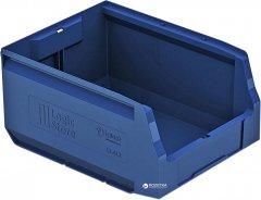 Пластиковый складской лоток iPlast Logic Store 300х225х150 мм Синий (12.412.61)