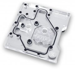 Водоблок EKWB EK-FB Asus Maximus IX Hero Monoblock Nickel (3831109821688)