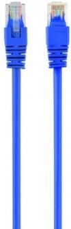 Патч корд Cablexpert CAT5e UTP 5 м Синий (PP12-5M/B)