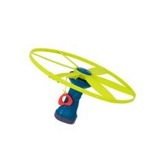 Игрушка Battat Lite Сверкающий диск - пропеллер с пусковым устройством (BX1592Z) (6900006507647)