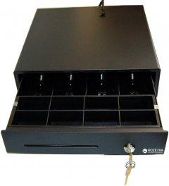 Денежный ящик ІКС E3336D Black 24 В