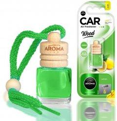 Ароматизатор Aroma Car Wood Лимон 6 мл (5908241631081)