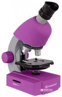 Микроскоп Bresser Junior 40x-640x Purple (923893)