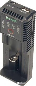 Зарядное устройство для аккумуляторов AA/AAA PowerPlant PP-EU100 (AA620012)