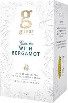Зеленый чай Grace! Прайм тайм с ароматом бергамота 1.5 г х 25 шт (5060207690416)