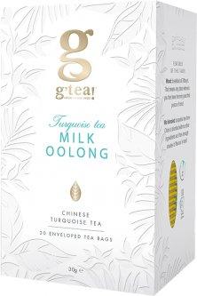 Бирюзовый чай Grace! Молочный оолонг 1.5 г х 25 шт (5060207693509)