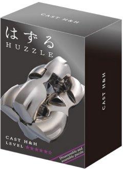 Литая головоломка Huzzle H&H (515093) (5407005150931)