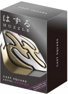 Литая головоломка Huzzle Square (515092) (5407005150924)