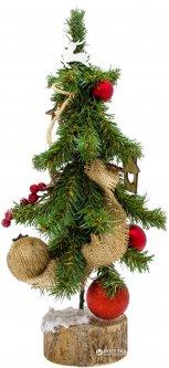 Искусственная елка с украшениями Новогодько (YES! Fun) Лесная сказка 0.4 м (4820079038010)