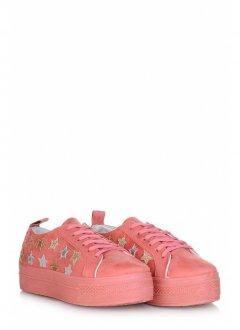 Кеди Siying JX006P 40 рожевий