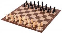 Настольная игра Spin Master Games Шахматы с деревянными фигурами (SM98367/6033313)