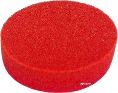 Спонж для макияжа Zauber-manicure круглый красный S-070 (4004904060708)
