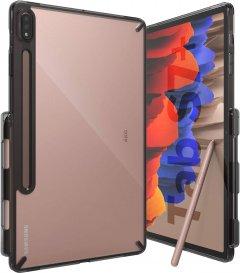 Накладка Ringke Fusion для Samsung Galaxy Tab S7 Plus Smoke Black (RCS4798)