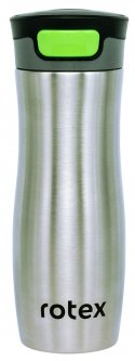 Термокружка Rotex Chrome 450 мл (RCTB-305/1-450)