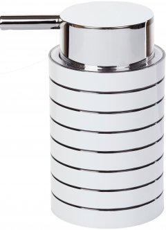 Дозатор для жидкого мыла VANSTORE LINE A6044SLW белый