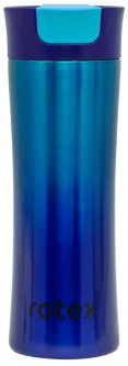 Термокружка Rotex Blue 450 мл (RCTB-312/4-450)
