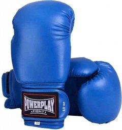 Перчатки боксерские PowerPlay 3004 14 унций Blue (PP_3004_14oz_Blue)