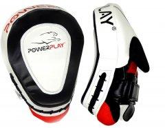 Лапы боксерские PowerPlay 3042 Black-White (PP_3042)