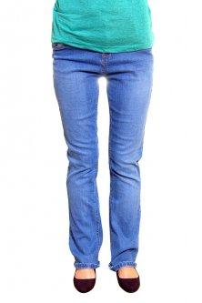 Жіночі джинси Bootcut (арт. 5039-1) (38, Синій)
