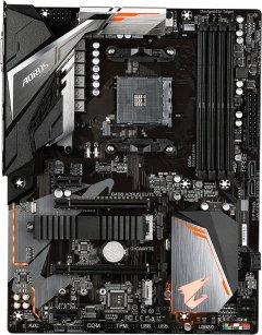 Материнская плата Gigabyte B450 Aorus Elite V2 (sAM4, AMD B450, PCI-Ex16)