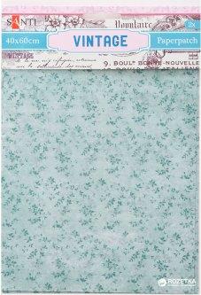 Бумага для декупажа Santi Vintage 2 листа 40 х 60 см (952483) (5009079524832)