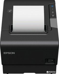 POS-принтер Epson TM-T88VI USB+COM+Ethernet Черный (C31CE94112)