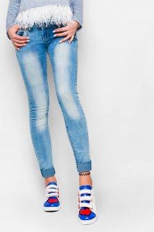Джинси 31030-11 Pretty Woman 30 блакитний