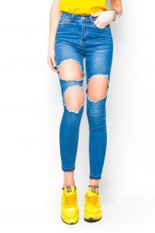 Джинси 31031-2 Pretty Woman 28 синій