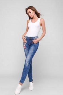 Джинси 27009-2 Pretty Woman 27 синій -1027134