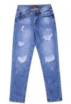 Relucky love jeans 6161 27 Синий