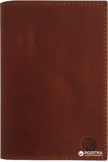 Обложка для паспорта Pro-Covers PC03680058 Темно-кирпичная (2503680058005)