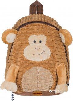 Рюкзак дошкольный Сool For School Light Brown Monkey 30х23х10 см 1 л (CF86117)