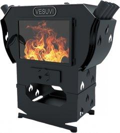 Печь калориферная-камин для дома и дачи Vesuvi 1 (BK-01200501)