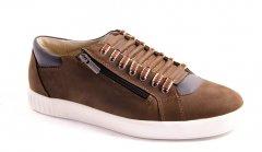 Кеды мужские Romani 45 коричневые 5400106