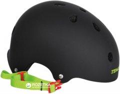 Шлем защитный Tempish Skillet X размер L/XL Черный (102001084(electro)L/XL) (8592678087343)