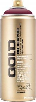 Акриловая краска-спрей Montana Gold 4040 Розовая пудра 400 мл (Powder Pink) (4048500284496)