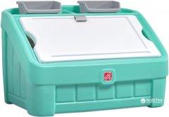 Комод для игрушек и поверхность для творчества 2 в 1 Step 2 Box and Art Мятный (733538481897)