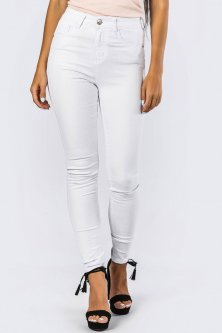 Джинси -31287-3 Pretty Woman S білий