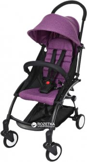 Прогулочная коляска Bambi Yoga M 3548-9-2 Фиолетовая (150160)