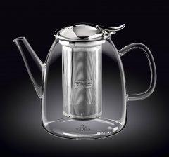 Чайник заварочный Wilmax Thermo с фильтром 1.45 л (WL-888809)