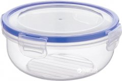 Пищевой контейнер круглый Bager Cook&Lock 0.8 л (BG-515)
