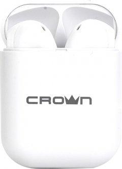 Наушники Crown CMTWS-5005 White