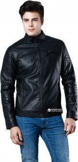 Кожаная куртка Colin's CL1028719BLK S Black (8682240407546)