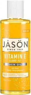 Масло Jason с витамином Е 5000 МЕ 125 мл (078522050018)