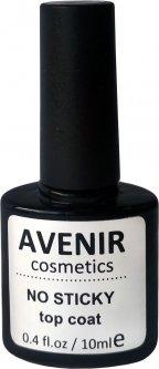 Гель-лак Avenir Cosmetics Топ без липкого слоя 10 мл (5900308135143)