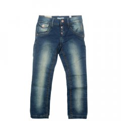Джинси Name it 13130492 Medium Blue Denim 5A/110CM синій