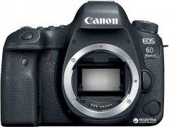Фотоаппарат Canon EOS 6D Mark II Body (1897C031AA) Официальная гарантия!