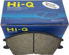 Колодки тормозные передние Sangsin Brake HI-Q Brake Pad Hyundai Accent (94->05), Elantra (90->00), Getz (02->) (SP1047)
