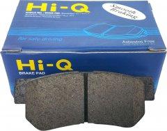 Колодки тормозные задние Sangsin Brake HI-Q Brake Pad Hyundai Elantra (06->10), Tucson (04->09), Matrix (00->) и др. (SP1117)