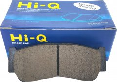 Колодки тормозные задние Sangsin Brake HI-Q Brake Pad Hyundai H-1/Starex (03->07), Santa Fe (02->06), Santa Fe (06->10) (SP1178)